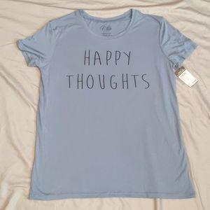 Women's Rue 21 Happy Thoughts Tee